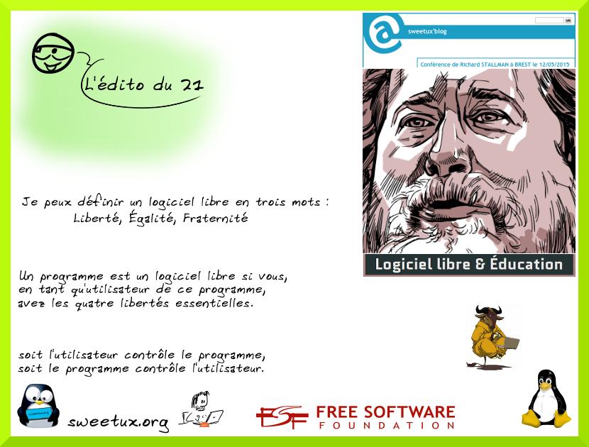 L'EDITO DU 210515